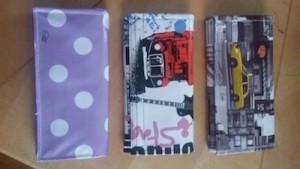 Santa Sigrid: Handtaschen, Brieftaschen, Mützen und Hosen